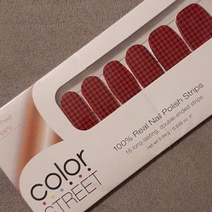 New Color Street nail strips, HTF Fashion Capital